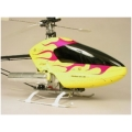 Spectra G Gas Deluxe Helicopter Kit -Tempest 3D Head